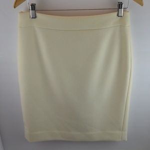J. Crew No. 2 Pencil Wool Skirt